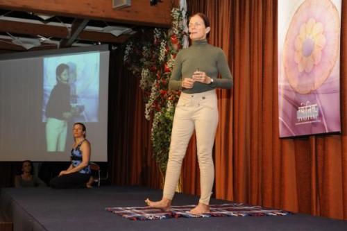 Jyotim Convention 2012 - Workshop Dona Holleman