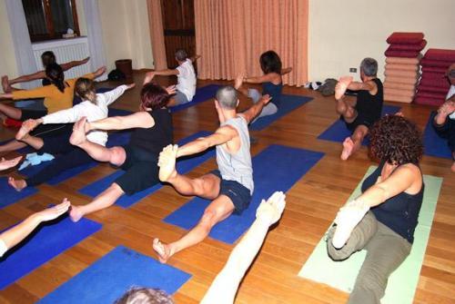 Atman Yoga - Badia Sasso