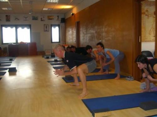 Atman Yoga - Cesare Moretti 2011
