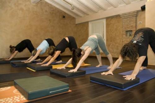 Kashi - Classe Yoga