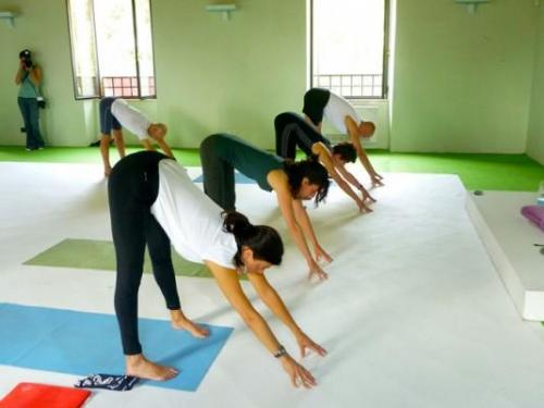 Roma Yoga Festival 2012